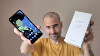 Sony Xperia L4 | Unboxing & Tour