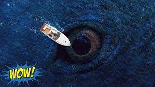 В океане просыпается НЕЧТО огромное! Нам конец?