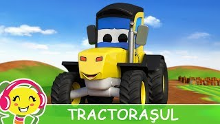 Tractorul 🚜 Cantece pentru copii de gradinita