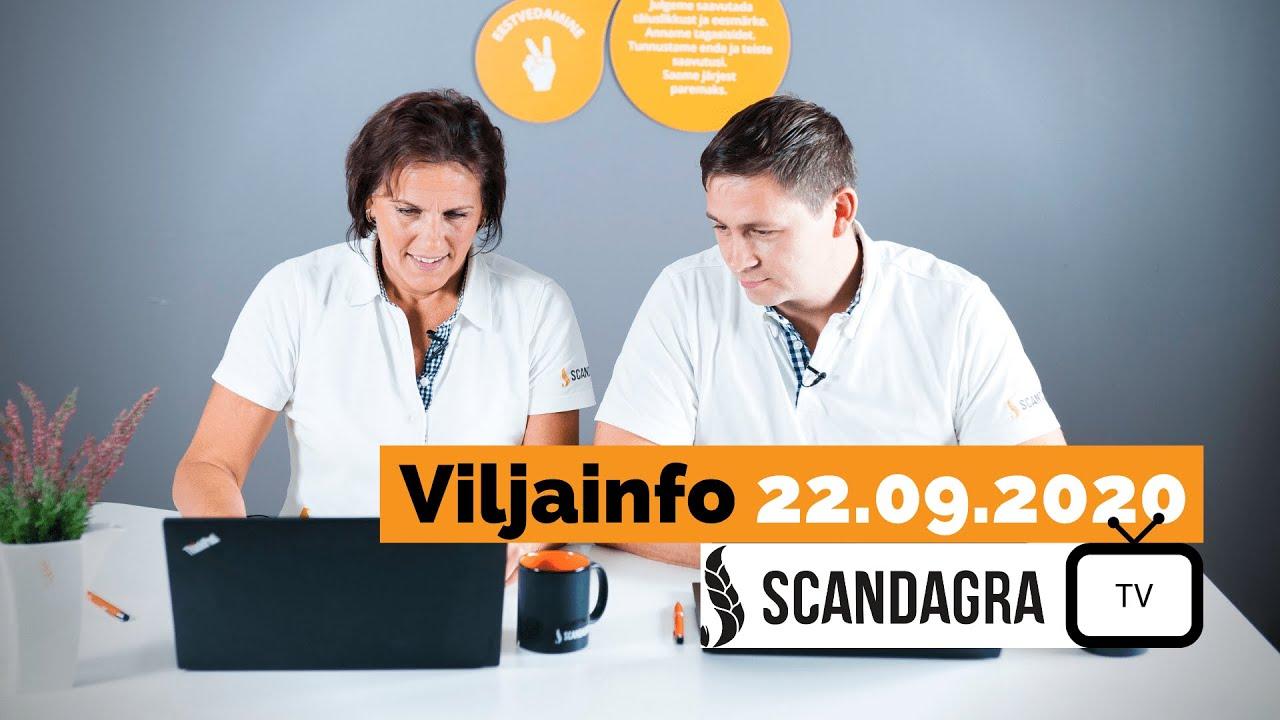 Scandagra VILJAINFO 22.09.2020