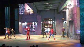 Marvel Super Heroes United | Disneyland Paris | July 2018