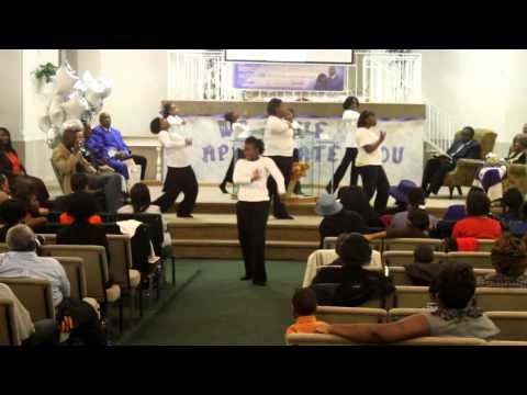 """""""You Just Dont Wanna Know"""" - FTC Praise Dance Ministry"""