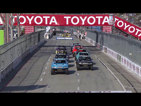2017 Long Beach Stadium SUPER Trucks CBS Sports Network