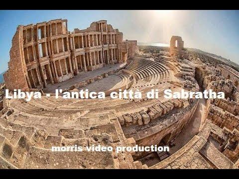 the ancient city of Sabratha - Libya