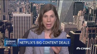 Netflix's big content deals: Are they worth it?