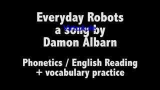 Pronunciation Practice with Everyday Robots