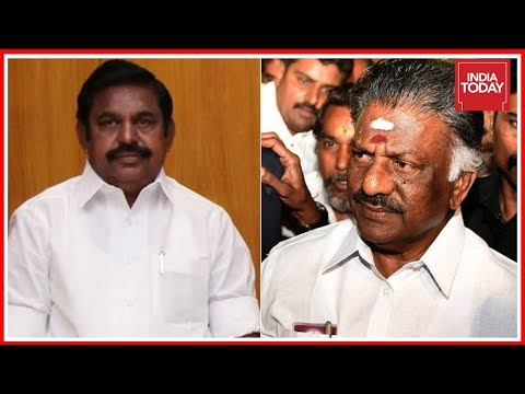 AIADMK Merger : OPS And EPS To Join Hands...