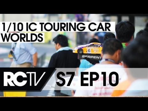 RC Racing S7 Episode 10 - IFMAR 1/10th IC Touring Car Worlds!