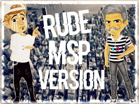 Rude-Msp Version