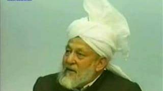 Islam - English Q/A session -  1994-10-20 - Part 5 of 9