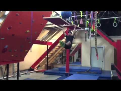 ninjawarrior Houston:  family fun!