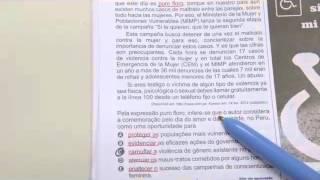 CHROMOS GABARITO ENEM 2015 - Paulo - Espanhol - Questão 92 - Prova   Amarela
