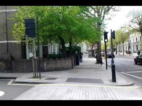 Shepherds Bush Road, London 4/19/2014