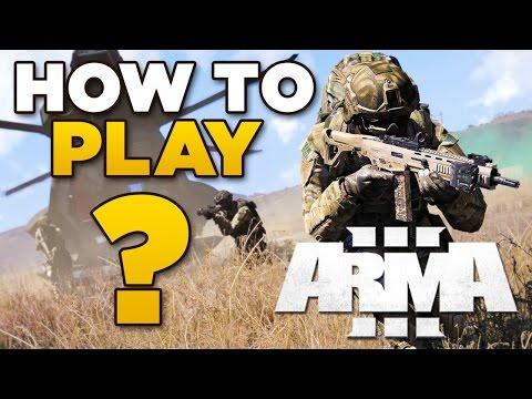 HOW TO PLAY ARMA 3 Invade & Annex | Arma 3 Basic Tutorial