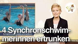 Vier Synchronschwimmerinnen ertrunken