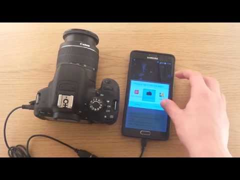 Canon DSLR + Android = Awesomenesss - Homemade Flipscreen for any Canon DSLR Camera