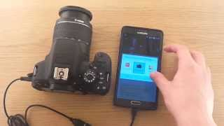 Canon DSLR + Android = Awesomenesss - Homemade Flipscreen for any Canon DSLR Camera(Do you have a 4-digit Canon Camera, like the 1200D, 1100D or even 1100, then you might wanna have a flipscreen like the one on the 700D or 650D? Here is ..., 2015-02-18T16:39:42.000Z)
