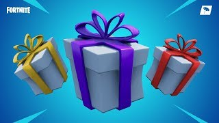GIFT FEATURE RELEASED ! HOW TO GIFT OGGETTI, REREQUIRED AND INFO ! REAL BATTLE FORTNITE