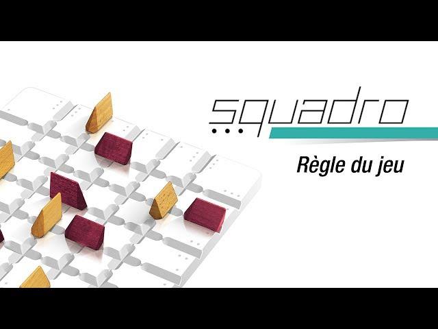 GIGAMIC - SQUADRO - Vidéorègle