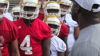 alabama state university 2015 football training camp week 1 keep the expectation