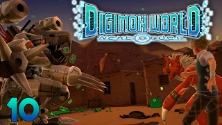 Digimon World Next Order Part 10 MACHINEDRAMON BATTLE Gameplay Walkthrough