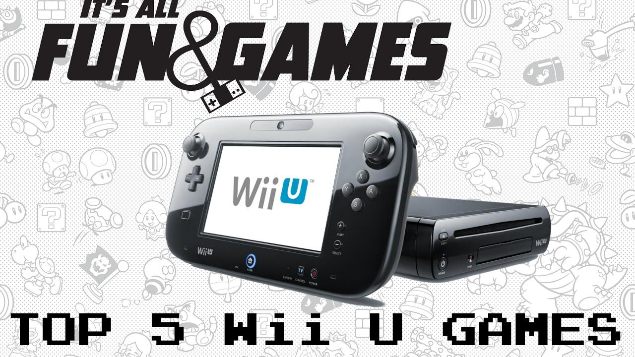 Best Wii U Games : Top wii u games youtube