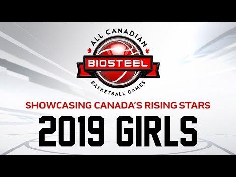 2019 BioSteel All Canadian Girls Game - FULL TSN Broadcast