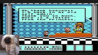 Diviertanse viendome Manquear en Super Mario Bros 3 Ahi madreeeeee.
