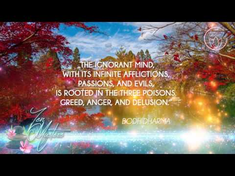 Zen Masters – Bodhidharma
