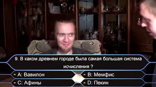 """Домашняя постановка """"О, счастливчик!"""" - играет Сергей Калмыков"""