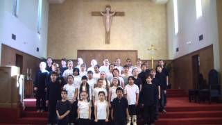 St. Leo Singing Children of the Light