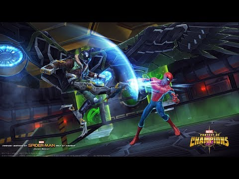 Marvel Contest of Champions Vulture Spotlight