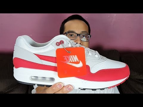 get cheap 0f5c1 cc5f4 Why Do These Keep Restocking? Nike Air Max 1 OG Anniversary University Red  2018 Restock Review!