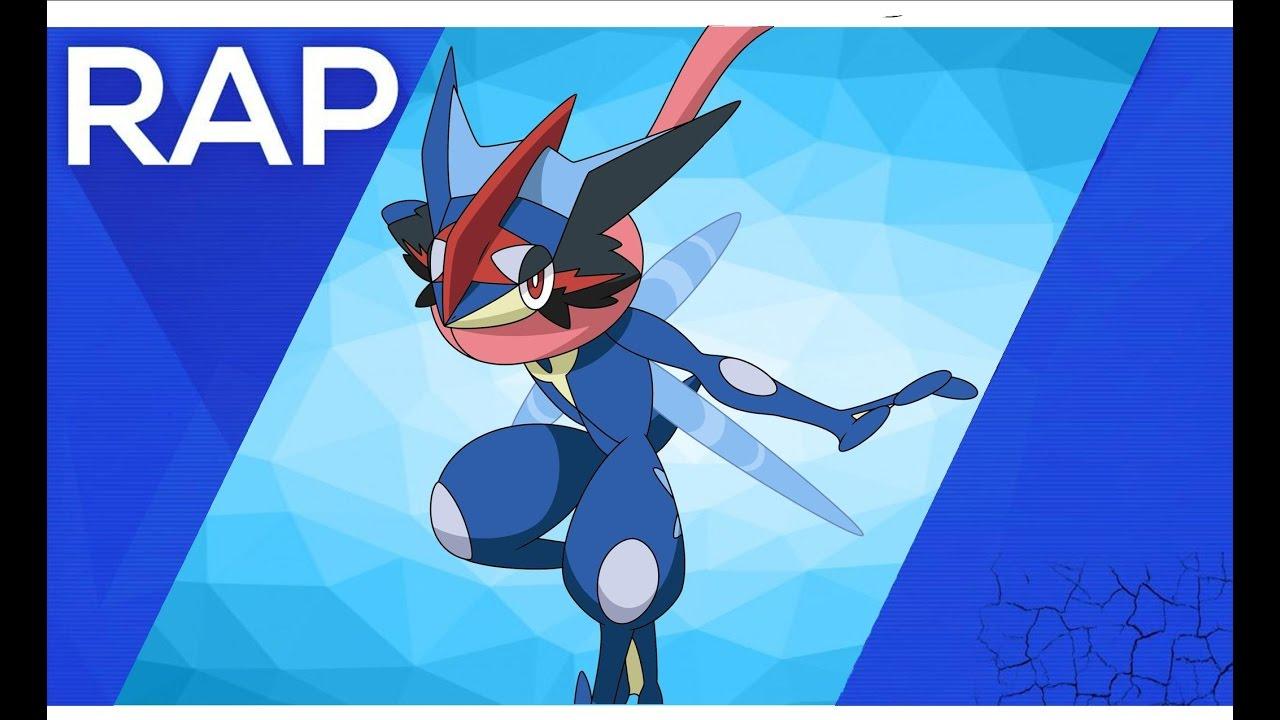 Rap De Greninja Ash EN ESPAÑOL (Pokemon)