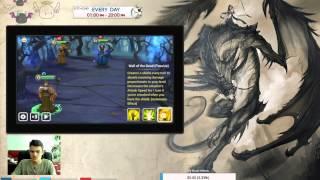 summoners war ep 1 fuco wind lich king in 15 mins summoning scrolls