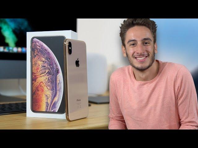 L'iPhone XS Max est arrivé !