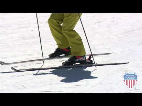 PSIA RM Outside Ski Turns