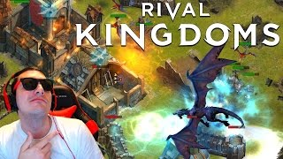 Rival Kingdoms | SUNSTAFF OUTPOST Campaign = RAGE HARD!