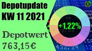 Depotupdate kw 11 2021   depotwert 763 ...