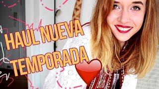 HAUL DE NUEVA TEMPORADA 2018