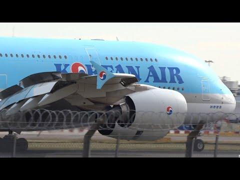 London Heathrow Airport Plane Spotting SUMMER 2017