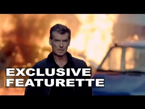 The November Man: Exclusive Featurette with Pierce Brosnan & Luke Bracey