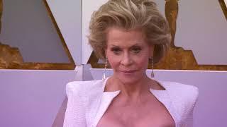 Oscars 2018 Arrivals: Jane Fonda