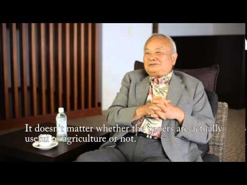 Stories and Philosophies of Prof. Teruo Higa: Vol 1 ~比嘉教授のストーリ&理念①~
