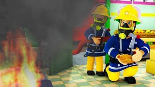 Fireman Sam New Episodes | Sam saves Norman | Team Hero Time!  | 45 Minutes 🚒 🔥 Kids Movies