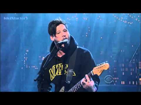 Wavves - Demon To Lean On (Live on Letterman)