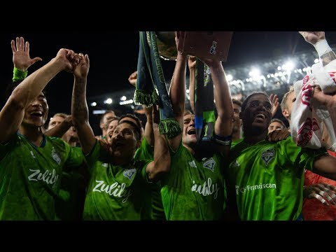 Seattle Sounders - Sounders Retain Cascadia Cup with Win in Portland