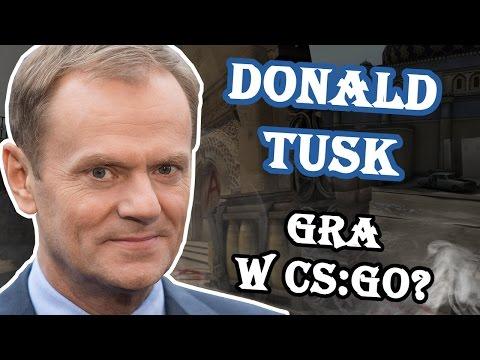 Donald Tusk gra w CS:GO? Troll w CS'ie #1