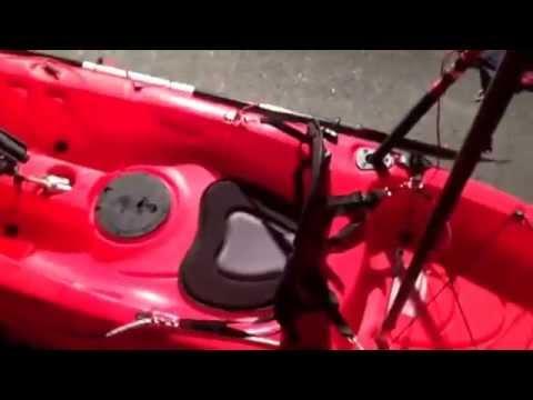 Bluefin Kayak Review