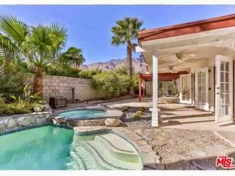 1121 E El Escudero Palm Springs, CA92262 Home for Sale